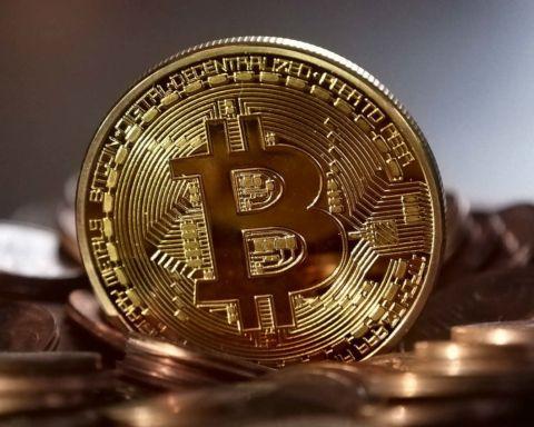 Bitcoin-bubbel-koers
