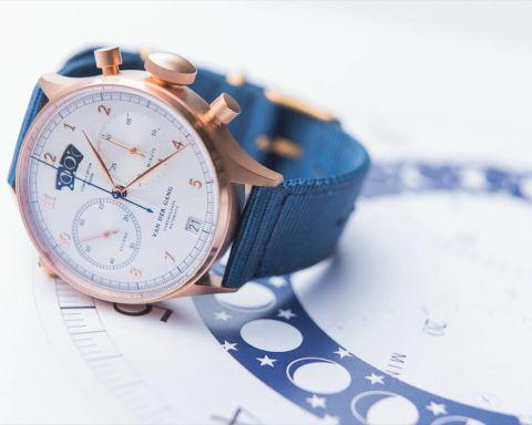 Van-der-gang-horloge