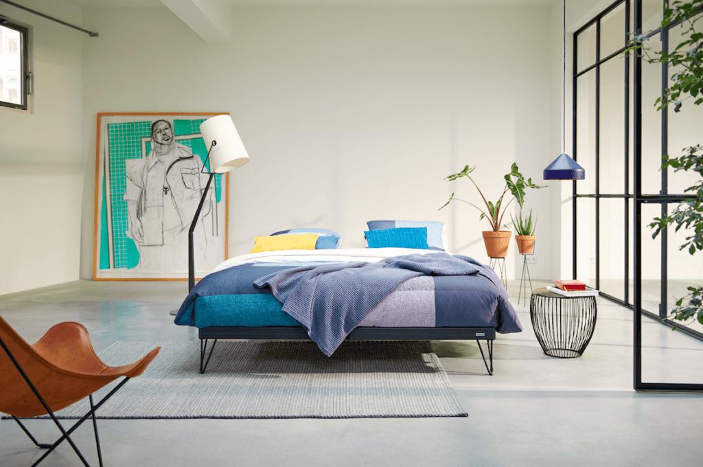 De multi motion bedbodem een bed voor de echte designliefhebber