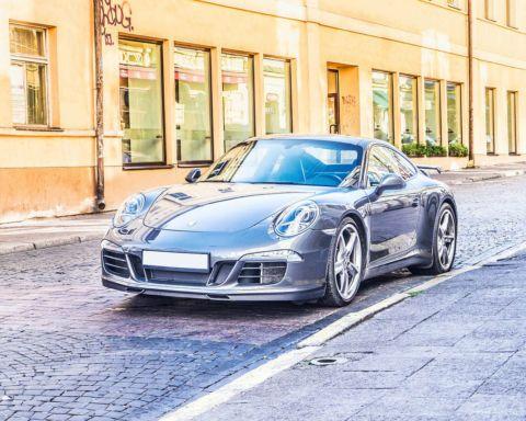 Porsche-taxi-Londen