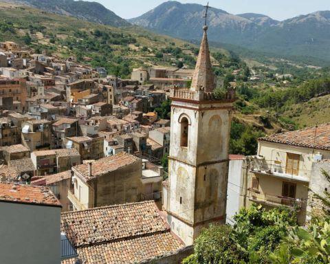 Sicilie-Mussomeli