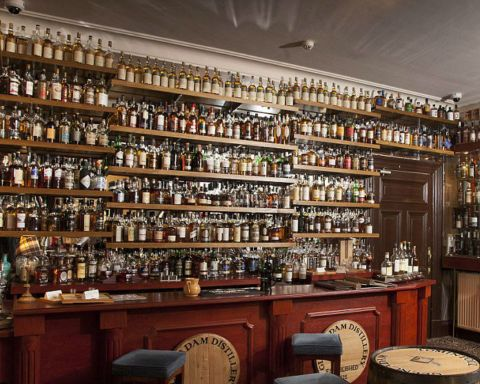 Hotel-Schotland-Whisky