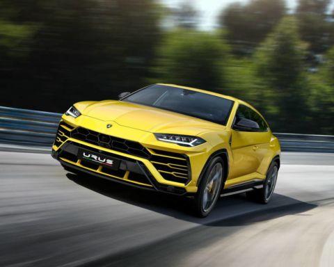 Lamborghini-SUV