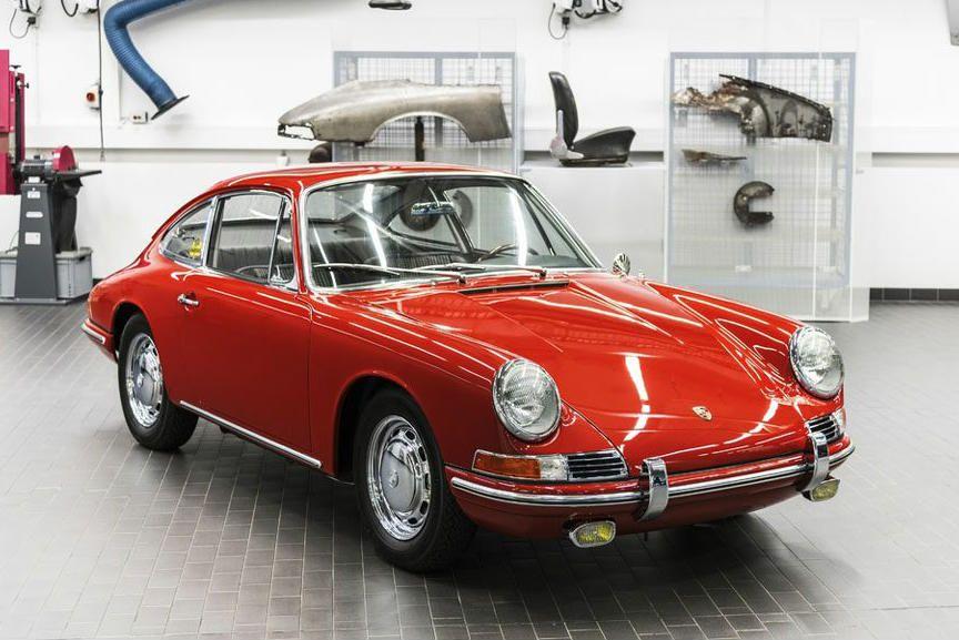 Porsche-911-restauratie