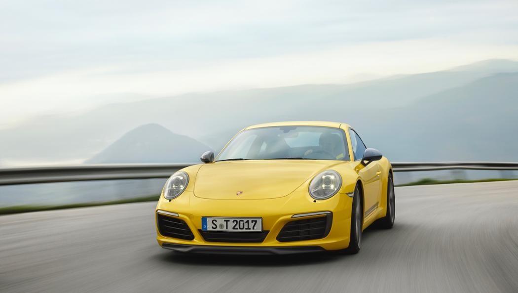 Eindeloos Fijn Slijpen Het Merk Porsche Bernie Mag